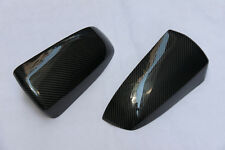 For 2008-2013 BMW X5 E70 X6 E71 Tape-ON CARBON FIBER Side Mirror Covers
