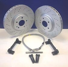 AUDI A3 VW GOLF SKODA OCTAVIA SEAT LEON PORSCHE BIG BRAKE UPGRADE KIT 5x112