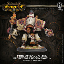 WARMACHINE - PROTECTORATE OF MENOTH - FIRE OF SALVATION