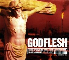 "Godflesh ""Songs Of Amor Y Odio/En Dub"" 2 CD + DVD"