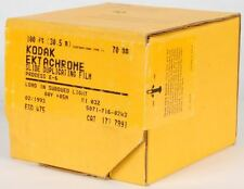 KODAK 70mm x 100ft EKTACHROME SLIDE DUPLICATING FILM 4 70mm BULK FILM BACK 30.5m