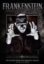 Frankenstein: The Legacy Collection (DVD, 2014, 4-Disc Set)