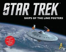 Star Trek: Ships of the Line Posters,