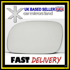 Left Wing Car Mirror Glass Replacement CHRYSLER VOYAGER 1996-2007 Stick ON