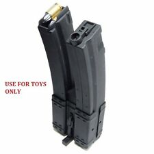 Cyma toy-mp5 560 Rds Doble Mag Para Airsoft Marui estándar Aeg (larga) C