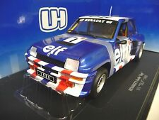 1:18 uh renault 5 Turbo Cup once Ragnotti #1 universal hobbies nuevo New