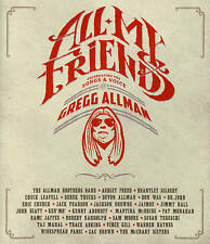 All My Friends: Celebrating the Songs & Voice of Gregg Allman [Blu-ray], New DVD
