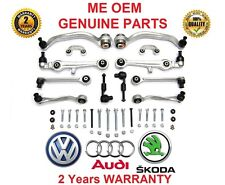 #ME SUSPENSION CONTROL ARMS SET KIT Audi A4 A6 VW Passat B5 C5 4B 8D SUPERB WISH