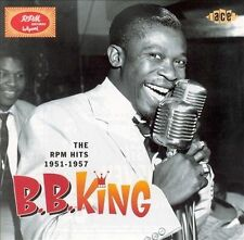 B.B. KING THE BEST OF THE RPM HITS 1951-1957 CD ACE IMPORT MINT BB KING