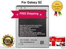 New EB-F1A2GBU Battery For Samsung Galaxy S2 GT-i9100 Genuine Capacity 1650mAh