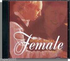 Misha Segal - Female II - New 2005 New Age Solo Piano Jazz CD!