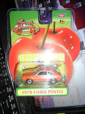 1970 FORD PINTO RED FRESH CHERRIES  MOTOR MAX 1/64