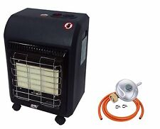 Mobile Heater Calor Gas MINI Portable Workshop Space Cabinet Home Butane 4.2kW