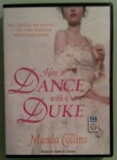 manda collins  HOW TO DANCE WITH A DUKE    CD MP3