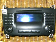 Mercedes 203 Radio CD Audio 50 20 W203 ab Mopf Sportcou