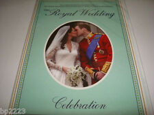 The Royal Wedding Celebration at Westminster Abbey (DVD 2011) BRAND NEW SEALED