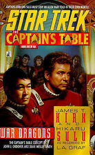 War Dragons (Star Trek: The Captain's Table) by L.A. Graf (Paperback)