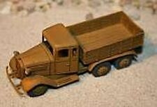 MGM 80-35 1/72 Resin WWII Japanese Isuzu 6x4 Type 94A 1.5ton Truck