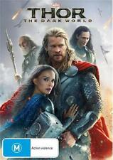 Thor: THE DARK WORLD : NEW DVD