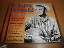 EDDY ARNOLD 24 HITS cd MANY TEARS AGO heart full of love ONE KISS TOO MANY x-mas