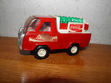 BUDDY L Pressed Steel vintage Toy Truck Coca Cola  made in JAPAN priced to sell