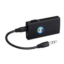 Wireless A2DP AVRCP Bluetooth 3.5mm Stereo Audio Adapter Transmitter & Receiver