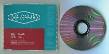 Def Leppard 1-Track-PROMO-cd-single - SLANG - LEPDJ 15 - © UK 1996 mercury rec.