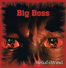Big Boss - Belial's Wind ++ LP ++ NEU !!