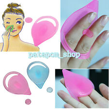 Blackhead Remover Soft Facial Cleansing Pad Silicone Brush Makeup Cosmetic Tools