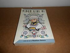 Video Girl AI vol. 13 Manga Graphic Novel Book in English