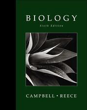 Biology, Jane B. Reece, Neil A. Campbell, 0805366245, Book, Acceptable