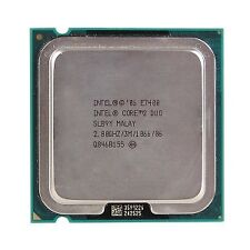 Intel Core 2 Duo E7400 Processor 2.8 GHz 1066 MHz FSB, 3 MB Cache socket 775