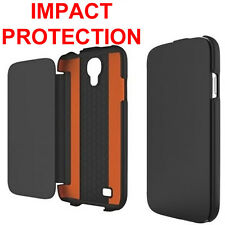 Genuine Original TECH21 IMPACT FLIP CASE for Samsung Galaxy S4 GT i9505 cover