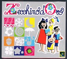 44° ZECCHINO D'ORO 2001 PICCOLO CORO DELL'ANTONIANO CD+BOOKLET F.C. SIGILLATO!!!