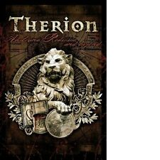 THERION - ADULRUNA REDIVIVA AND BEYOND 3 DVD NEU