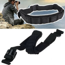 Adjustable Camera Waist Belt Sling Hang Lens Bag Case Pouch Tripod Holder Strap
