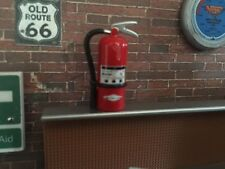 1/18 Diorama Fire Extinguisher  For Garage Parts Display Snap-on.