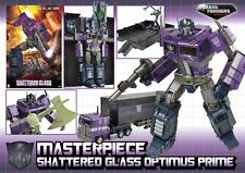 MISB in USA - Takara Transformers Masterpiece MP10 Shattered Glass Optimus Prime