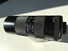 Tamron SP Adaptall 70-210mm F3.5-4 M/F Lens Model 52A - Excellent Condition