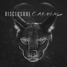 DISCLOSURE CARACAL CD PMR69 ft SAM SMITH THE WEEKND LORDE GREGORY PORTER SEALED