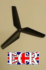 MJX T23 T40C F39 RC HELICOPTER PARTS & SPARES REAR TAIL ROTOR BLADE PROPELLER