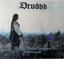 Drudkh - Blood in Our Wells CD 2010 folk black metal Ukraine reissue jewel case