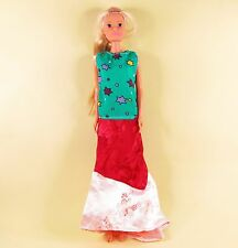Clothes Party Dress Gown Outfit SIMBA Barbie Doll + Young Pretty Figure Body K68