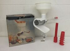 Victorio Strainer Model 200 Hand Crank Tomato Juicer Strainer EXCELLENT LOOK