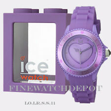 Authentic Ice LOVE Lavender Small Watch LO.LR.S.S.11