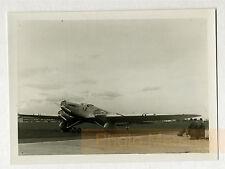 Couzinet 71 Arc-en-Ciel de Jean Mermoz Aéropostale - Photo Vintage Aviation 1934