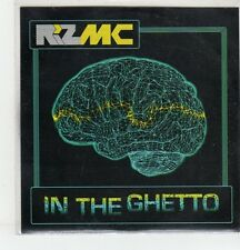 (ET16) RIZ MC, In The Ghetto - 2011 DJ CD