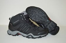 ADIDAS TERREX SWIFT MID CW BOOTS HIKING TRAIL SHOES MENS SIZE 9.5 BLACK B22837
