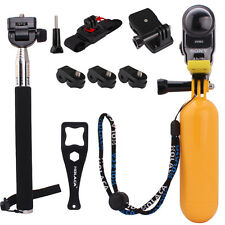 Wrist Strap Clip Mount Monopod Grip for Sony Action Cam HDR-AS15/20/AS30V/AS100V