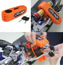 Bike/Scooters Brake Lever Security Anti-theft Lock For Kawasaki Ninja 650